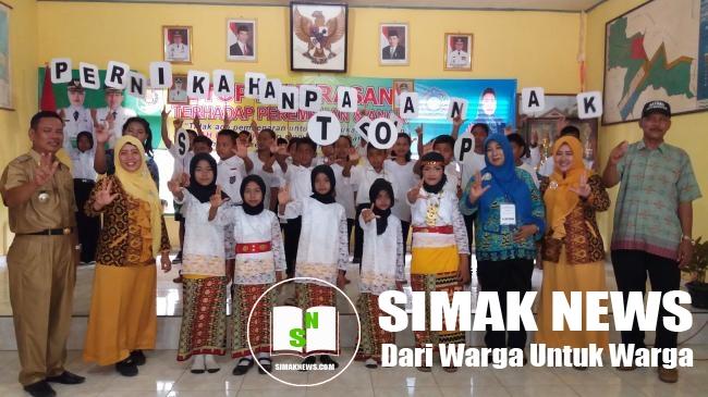 Lampung Timur Giat Wujudkan Desa Ramah Anak