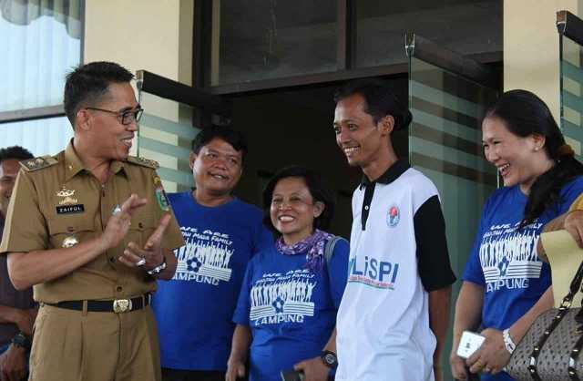 Keren! SSB Gajah Mada Lamtim Akan Wakili Lampung Pada Piala Menpora di Bali