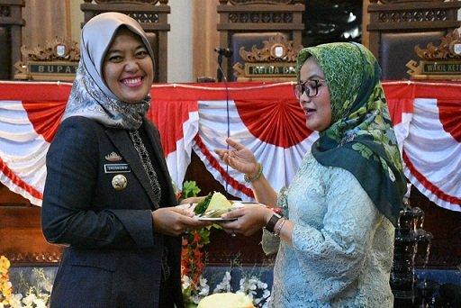 Peringati HUT Lampung ke-55, Bupati Chusnunia: Terima Kasih Pendiri Provinsi Lampung
