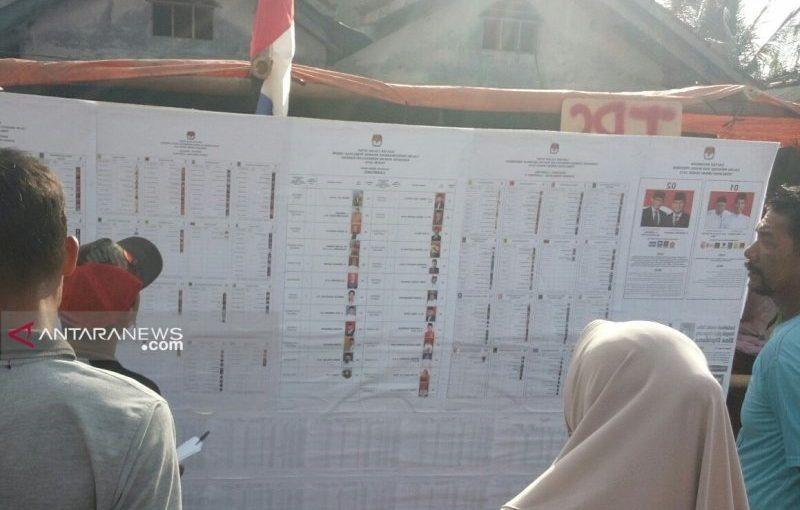 KPU Lampung Timur: Rakapitulasi tingkat kabupaten dijadwalkan Selasa