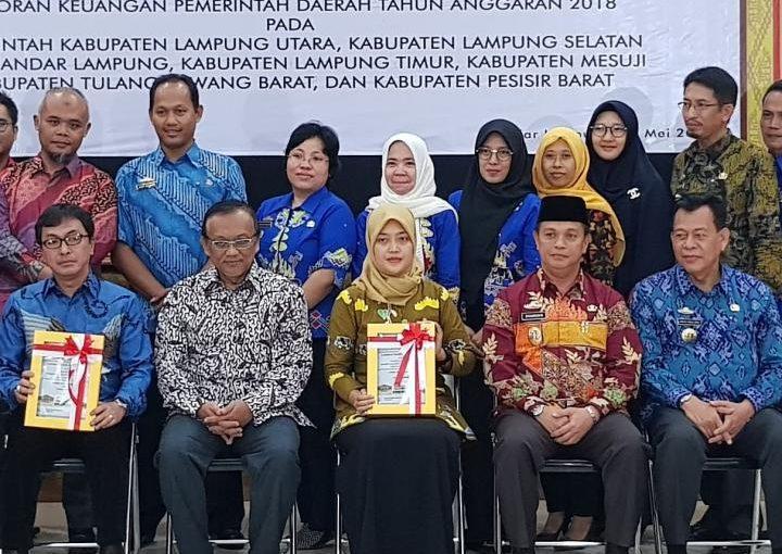 Setelah 20 Tahun, Akhirnya Lampung Timur Dapat WTP