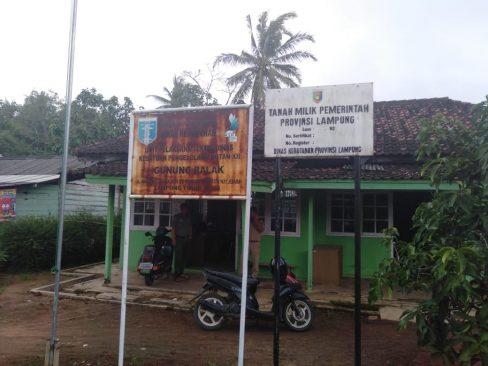 90 Persen Hutan Register 38 Gunung Balak Rusak, Windarto: Akibat Alih Fungsi Lahan oleh Perambah