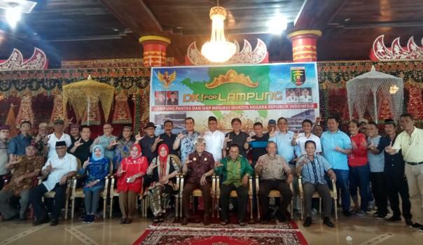 Panja FGD DKI Lampung Usulkan Kawasan Lamtim Untuk Ibu Kota RI