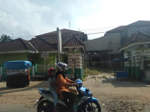 Tiga Tahun Renovasi Puskesmas Way Jepara Lamtim Mangkrak, Pelayanan Kesehatan Terganggu