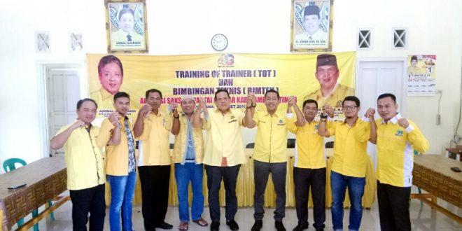 Perolehan Kursi Partai Golkar Di Lampung Timur Meningkat