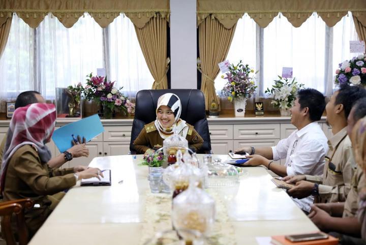 Tekan Harga Beras, Pemprov Lampung Gandeng Bulog
