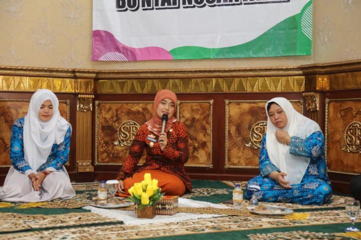 Lepas Peserta Silatnas, Wagub Nunik Titip Doa Kejayaan Lampung