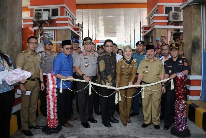 Pemprov Lampung Dukung Pelabuhan Panjang jadi Pionir Digilatisasi Pelabuhan di Indonesia