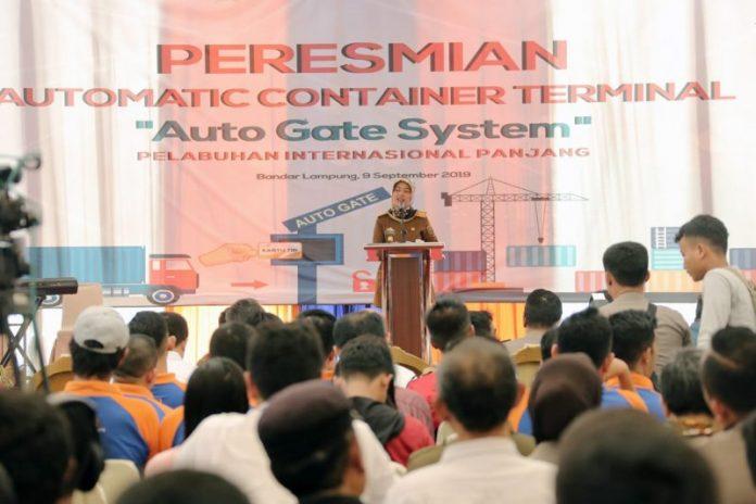 Wagub Lampung dukung Pelabuhan Panjang jadi pionir digitalisasi – Ekonomi Terkini