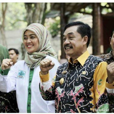 Wakil Gubernur Chusnunia Jadi Ketua Harian Masyarakat Pertanian Organik Indonesia (Maporina) Lampung