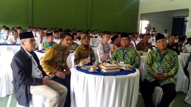 Wakil Gubernur Chusnunia Buka Diklat Kesekretariatan dan Jurnalistik LDII Lampung