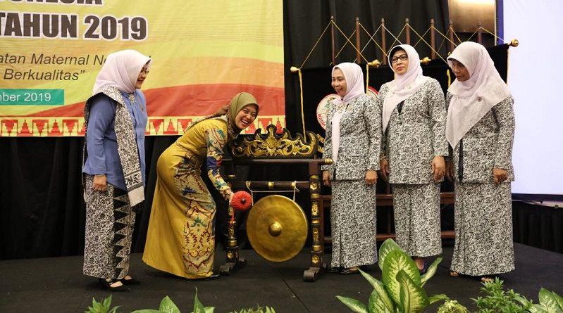 Wakil Gubernur Buka Musda Ke-IX IBI Provinsi Lampung