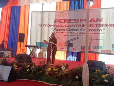 Wagub Nunik : Dengan Auto Gate System Tidak Ada Lagi Alasan Pajak Tertunda!