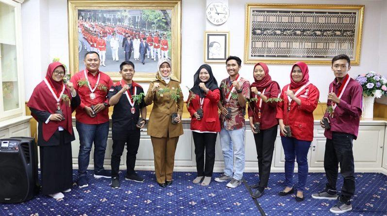 Wagub Lampung Minta GMNI Ambil Peran Berantas Radikalisme di Kampus