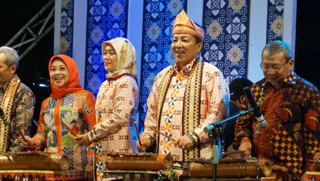 Buka Festival Kopi Lampung 2019, Gubernur Ajak Masyarakat Cintai Kopi