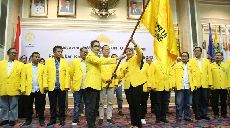 Chusnunia Chalim Ketua Alumni Universitas Indonesia Wilayah Lampung