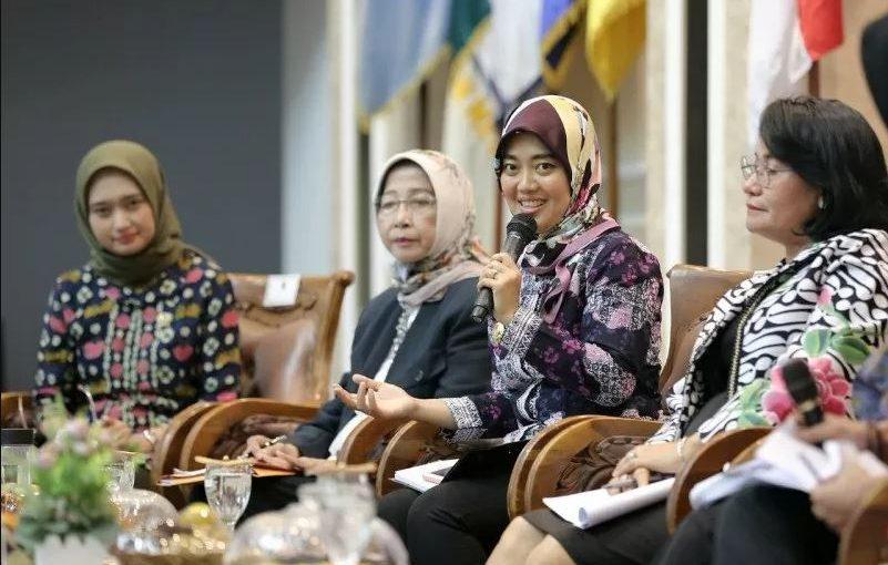 Wagub Chusnunia Chalim dorong kontribusi perempuan di birokrasi