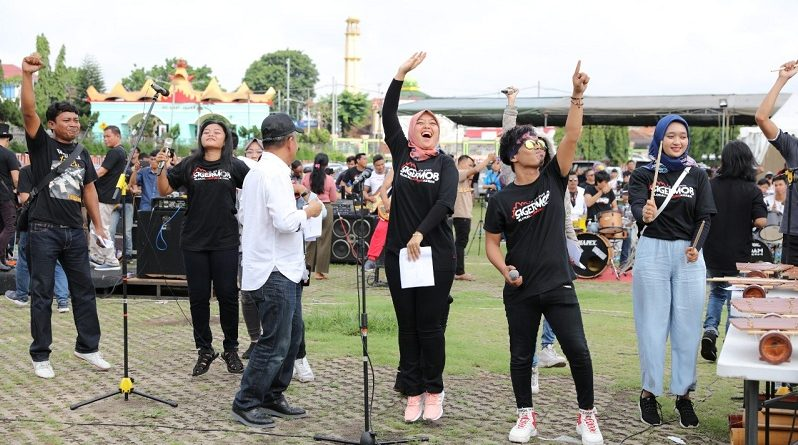 Wagub Chusnunia Beri Ruang Musisi Lampung Berkiprah Lebih Luas di Daerah