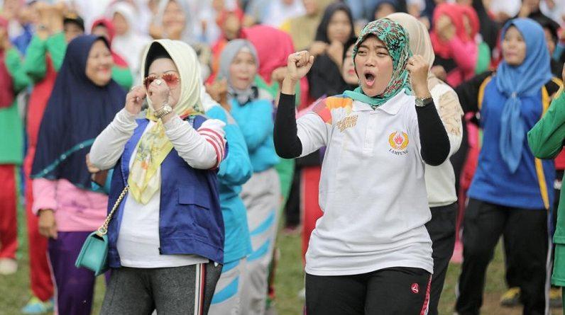 Wagub Chusnunia Beri Semangat Lampung Utara Wujudkan KLA di Tahun 2020