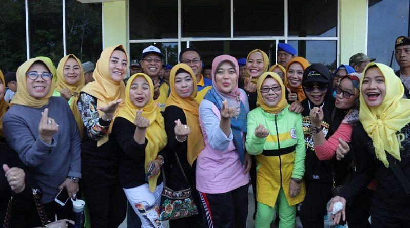 Wagub Chusnunia Dorong Kabupaten Mesuji Wujudkan Kabupaten Layak Anak Tahun 2020