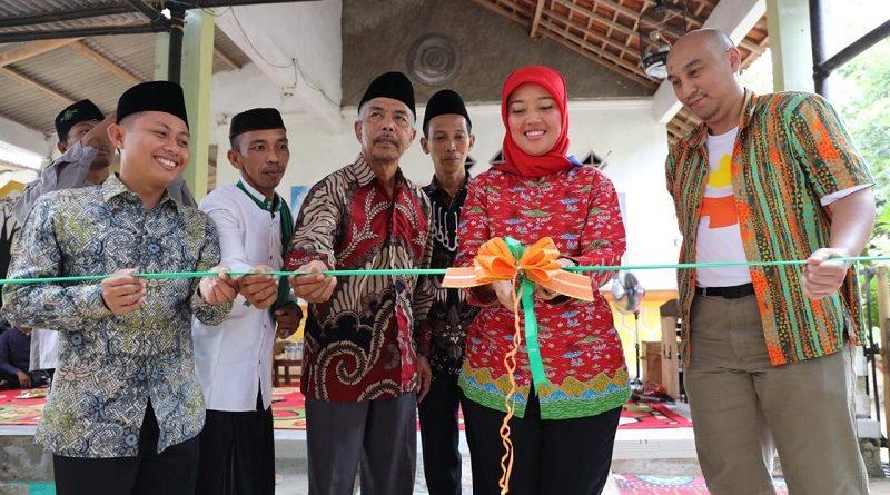 Wagub Chusnunia Resmikan Madrasah Dinniyah Raudlatul Falah Tanjung Bintang